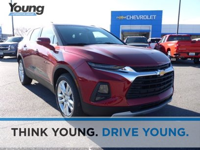 Young Chevrolet Layton Utah >> New 2020 Chevrolet Blazer Awd Lt W 3lt For Sale In Layton