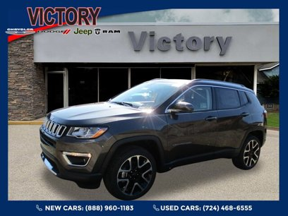 New 2020 Jeep Compass 4WD Limited - 530843831