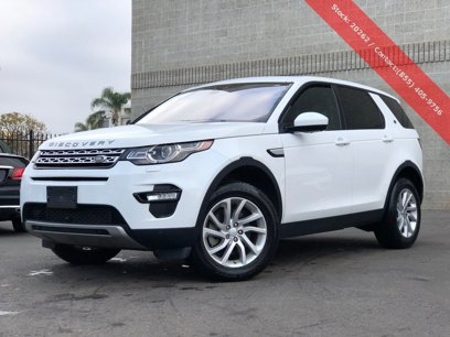 Used 2017 Land Rover Discovery Sport HSE - 546407507