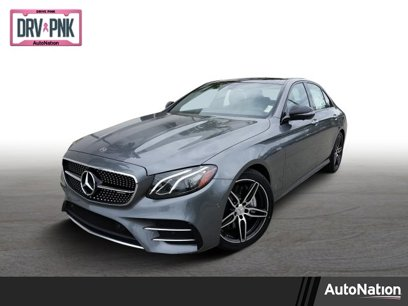 New 2019 Mercedes-Benz E 53 AMG 4MATIC Sedan - 502233530