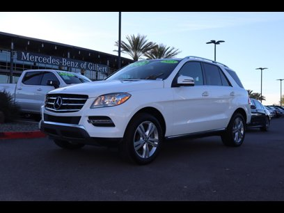 Used 2015 Mercedes-Benz ML 350 2WD - 533784295