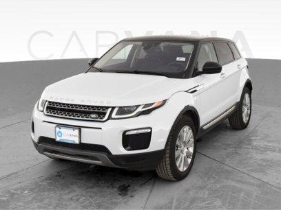 Used 2018 Land Rover Range Rover Evoque HSE 4-Door - 548736879
