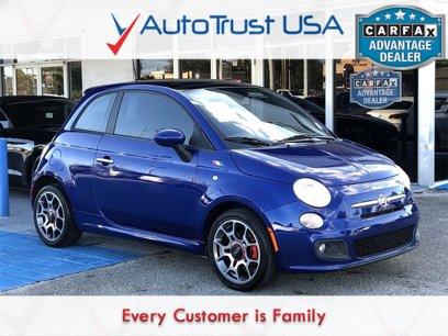 Used 2012 FIAT 500 Sport Hatchback - 569845045