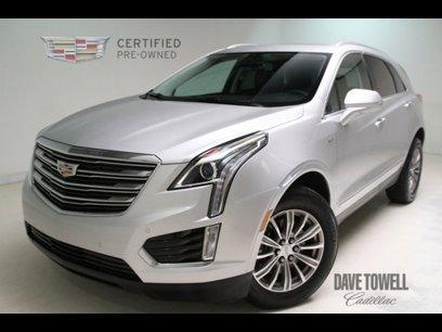Certified 2017 Cadillac XT5 AWD Luxury - 522500491