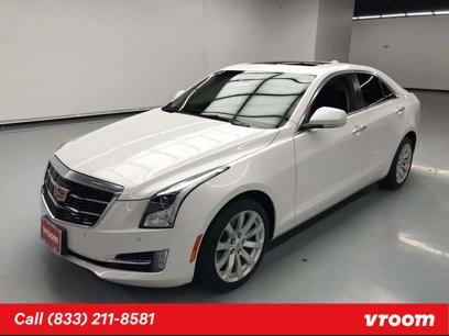 Used 2018 Cadillac ATS 3.6 Premium Luxury AWD Sedan - 548449203