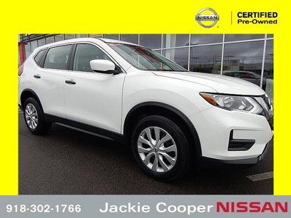 Certified 2017 Nissan Rogue S - 546660624