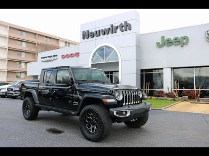 Used 2020 Jeep Gladiator Overland - 546948486