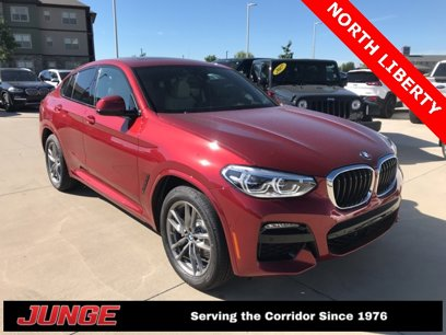New 2020 BMW X4 xDrive30i w/ Executive Package - 525881805