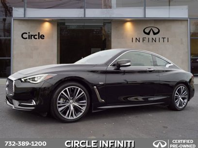 Certified 2018 INFINITI Q60 3.0t AWD Coupe - 527503608