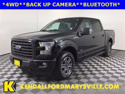 Certified 2017 Ford F150 XLT - 562231714