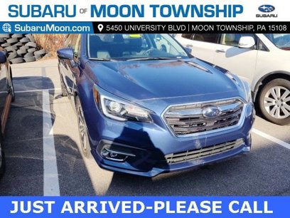 Certified 2019 Subaru Legacy 2.5i Limited - 539083316