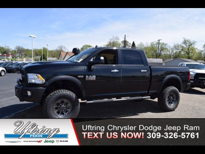 Ram 2500 For Sale >> New 2017 Ram 2500 For Sale Autotrader