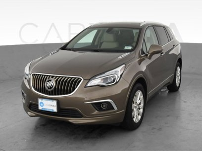 Used 2017 Buick Envision AWD Essence - 548990735