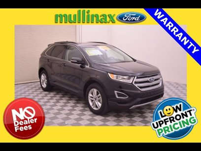 Used 2016 Ford Edge FWD SEL - 544005785