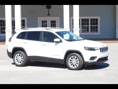 New 2020 Jeep Cherokee FWD Latitude - 533016831