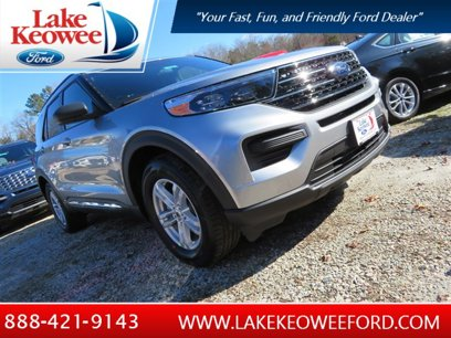New 2020 Ford Explorer 2WD XLT - 533434991