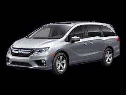 Certified 2018 Honda Odyssey EX-L - 568334866