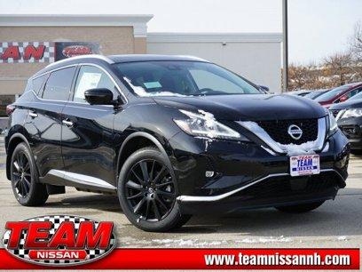 New 2020 Nissan Murano AWD Platinum - 534040882