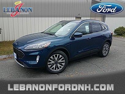 New 2020 Ford Escape 4WD Titanium - 529148054