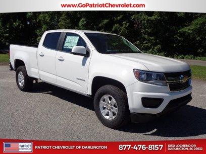 New 2019 Chevrolet Colorado 2WD Crew Cab W/T - 518387299
