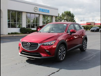 New 2019 MAZDA CX-3 AWD Touring - 523656634