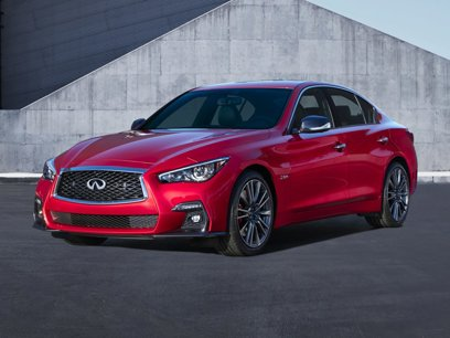New 2021 INFINITI Q50 Red Sport 400 AWD - 570344567