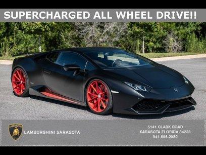 Used 2016 Lamborghini Huracan LP 610-4 - 606266120