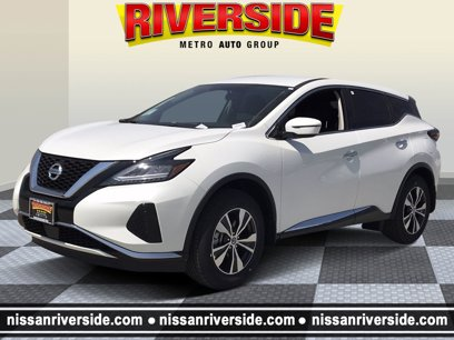 New 2020 Nissan Murano FWD S w/ Technology Package - 560317635