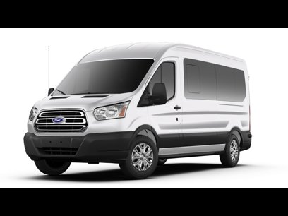 "New 2019 Ford Transit 350 148"" Medium Roof Wagon - 526693881"
