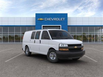 New 2020 Chevrolet Express 2500 - 543489838