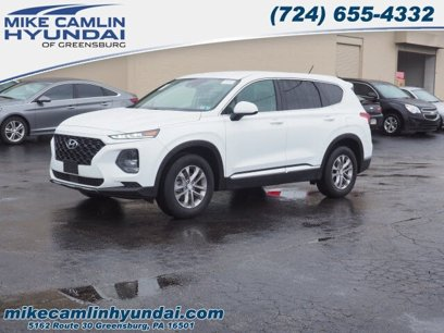 Certified 2019 Hyundai Santa Fe AWD SE - 543759540