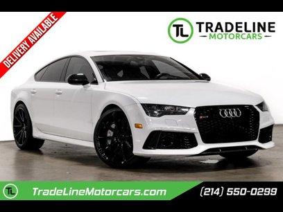 Used 2017 Audi RS 7 Performance - 564376940