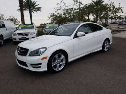 Used 2015 Mercedes-Benz C 250 Coupe - 536996084