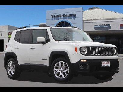 Used 2015 Jeep Renegade FWD Latitude - 542137448