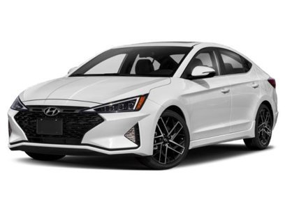 New 2020 Hyundai Elantra Sport Sedan - 548862378