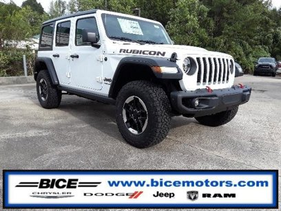 New 2020 Jeep Wrangler 4WD Unlimited Rubicon - 531179259