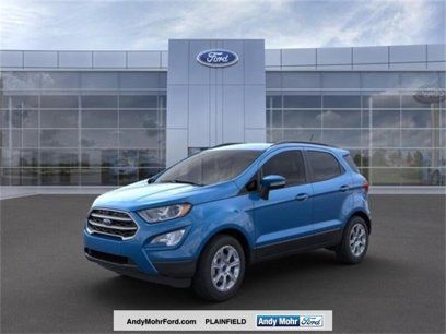 New 2019 Ford EcoSport 4WD SE - 508214247