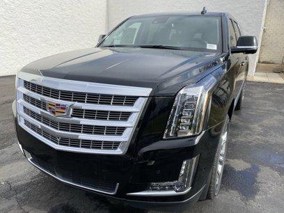New 2020 Cadillac Escalade ESV 4WD Premium Luxury - 535086614