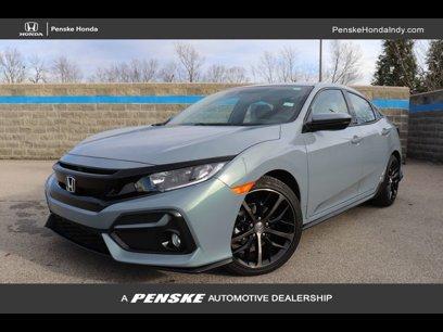 Certified 2020 Honda Civic Sport Hatchback - 569860838