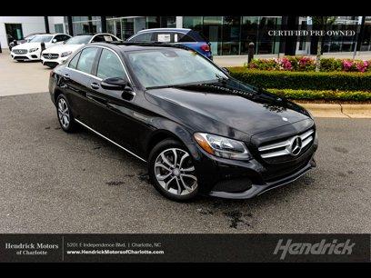 Certified 2017 Mercedes-Benz C 300 4MATIC Sedan - 562358398