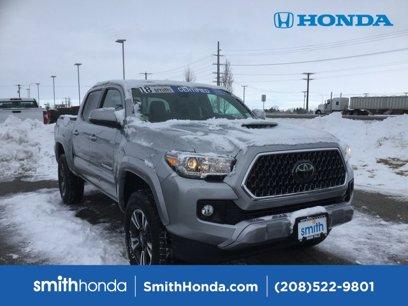 Used Toyota Tacoma Trucks For Sale >> Toyota Tacoma Trucks For Sale In Idaho Falls Id Autotrader