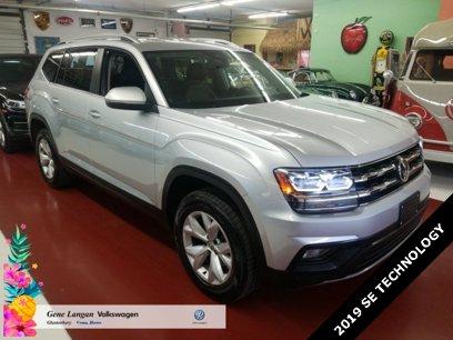 Used 2019 Volkswagen Atlas 4Motion SE V6 w/ Technology - 542176918