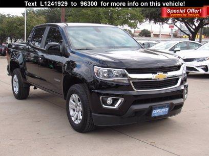 Certified 2020 Chevrolet Colorado 2WD Crew Cab LT - 568815504