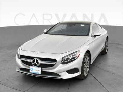 Used 2016 Mercedes-Benz S 550 4MATIC Coupe - 545108161