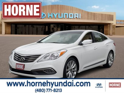 Used 2017 Hyundai Azera Limited - 546090371
