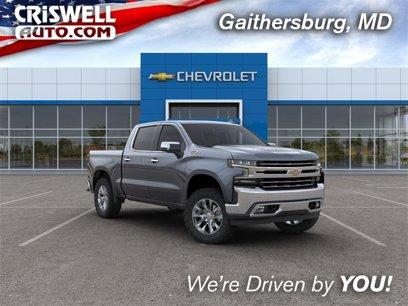 New 2020 Chevrolet Silverado 1500 4x4 Crew Cab LTZ - 543939757