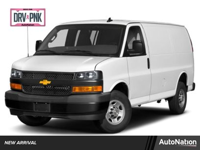 New 2020 Chevrolet Express 2500 - 548717277