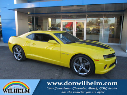 Used 2011 Chevrolet Camaro SS Coupe w/ 2SS - 512603129