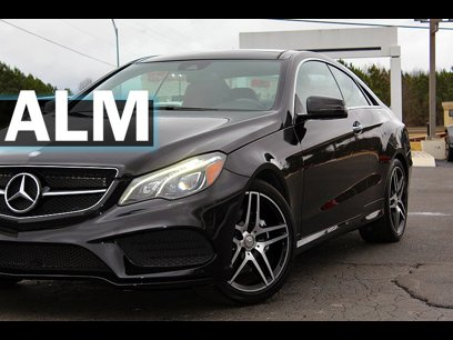 Used 2017 Mercedes-Benz E 400 Coupe - 535693383