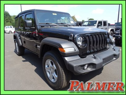 New 2020 Jeep Wrangler 4WD Unlimited Sport - 525218189
